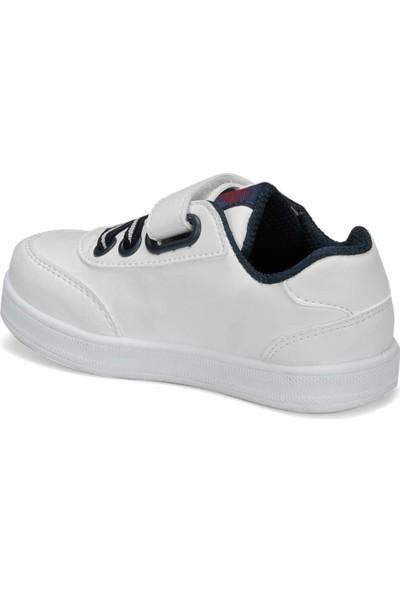 U.S. Polo Assn. Cameron Wt 9Pr Beyaz Erkek Çocuk Ayakkabı