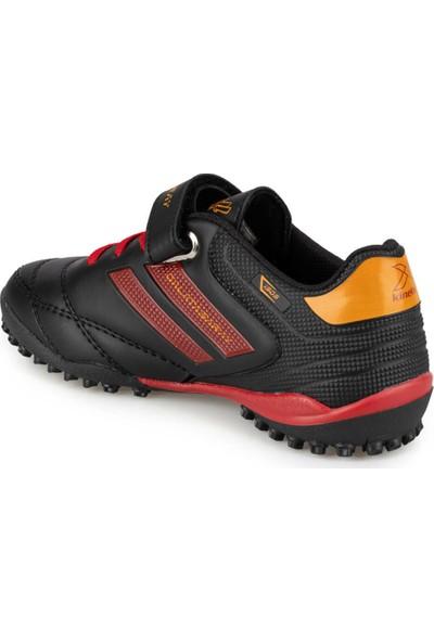 Gs Adolf Turf J 9Pr Siyah Erkek Çocuk Hali Saha Ayakkabısı