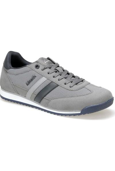 Kinetix Halley Tx M 9Pr Gri Erkek Sneaker Ayakkabı