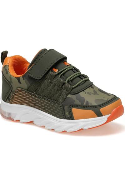 i Cool Mirin Haki Erkek Çocuk Yürüyüş Ayakkabısı