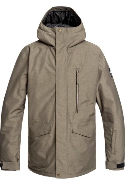 Quıksılver Mission Jk M Snjt Cre0 Snowboard Ceketi