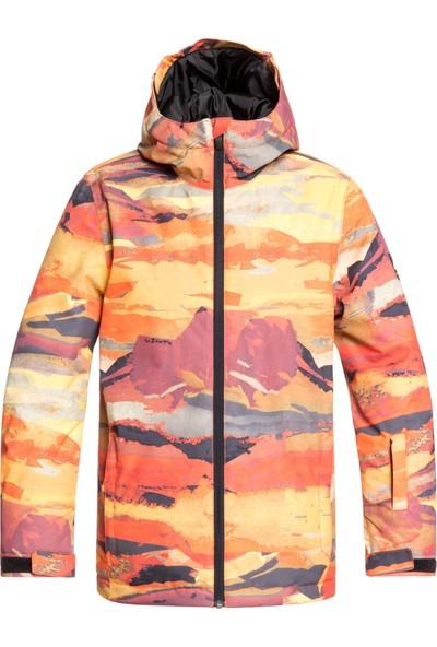Quıksılver Mis Prin You Jk B Snjt Rqj1 Snowboard Ceketi