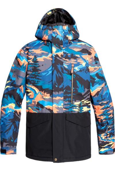 Quıksılver Miss Pr Bloc Jk M Snjt Gjc9 Snowboard Ceketi
