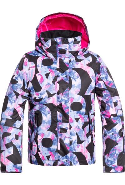 Roxy Jetty Girl Jk G Snjt Kvm5 Snowboard Ceketi