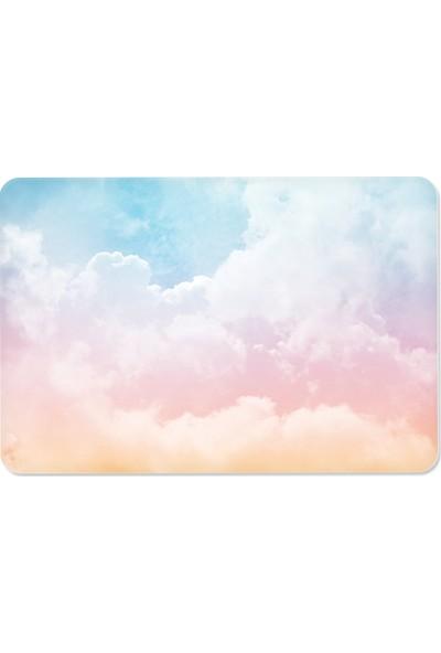 Decorita Renkli Bulutlar | Cam Kesme Tahtası