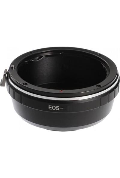 Ayex Sony E Mount Ve Nex İçin Canon Eos Lens Adaptörü