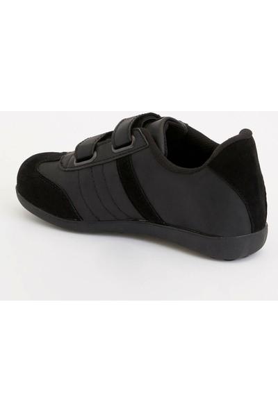 Defacto Erkek Çocuk Cırtcırtlı Baskılı Spor Ayakkabı