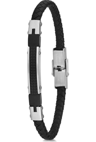 Toms TMJ10620-720-A Erkek Çelik Bileklik