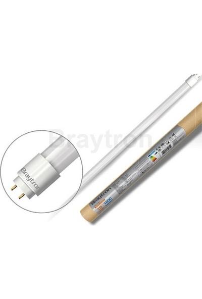 LED Floresan Ampül 18 W 120 cm Beyaz Işık Braytron - BA52-21283