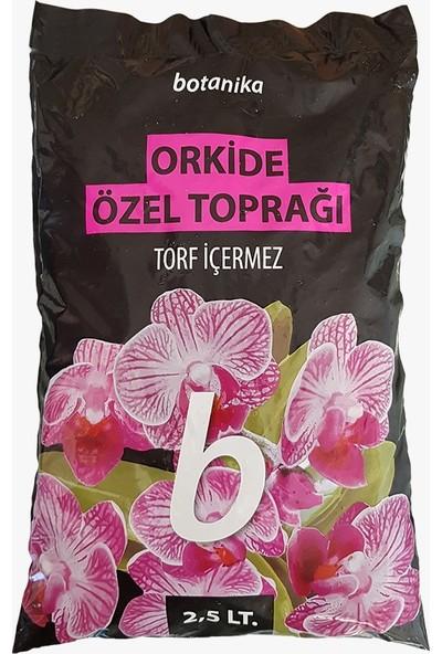 Botanika 5510 Orkide Toprağı 2,5 LT.