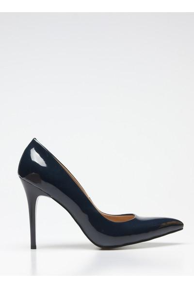 Rovigo Plus Kadın Lacivert Ayakkabı