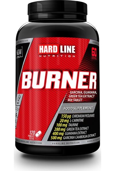 Hardline Nutrition Burner 120 Tablet