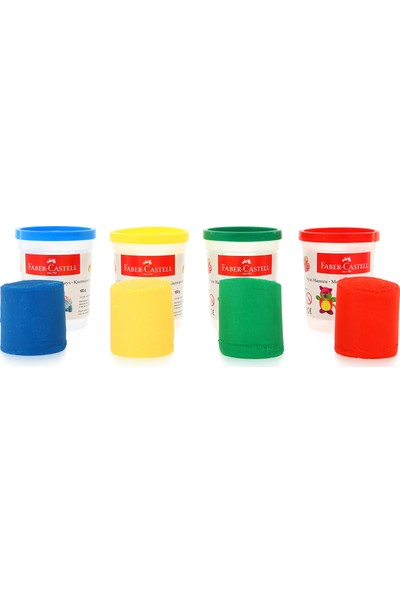 Faber-Castell Oyun Hamuru Yeni Klasik Renkler