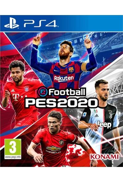 PES 2020 PS4 Oyun