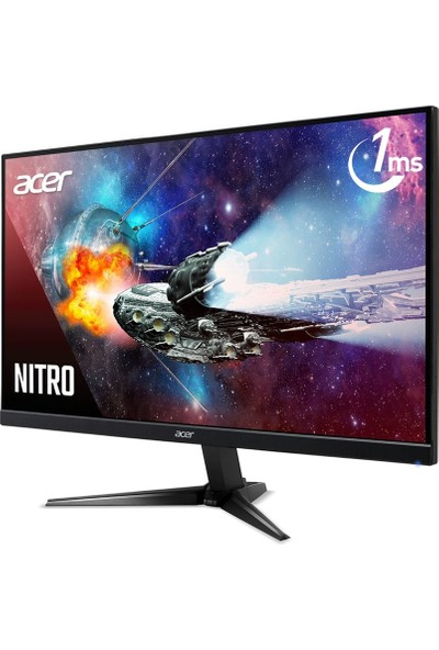 "Acer Nitro QG221Qbii 21.5"" 75Hz 1ms (Analog+HDMI) FreeSync Full HD Monitör"