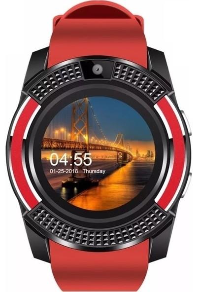 Judas F35 Universal Akıllı Saat - Kırmızı