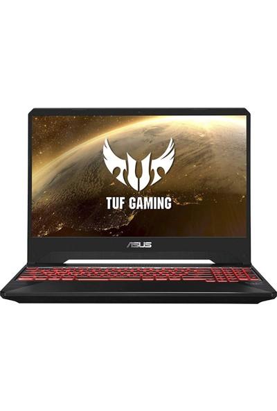 "Asus Tuf Gaming i7-8750H 16GB 1TB + 128SSD Nvidia GeForce GTX1060 Freedos 15.6"" Taşınabilir Bilgisayar FX505GM-AL323"