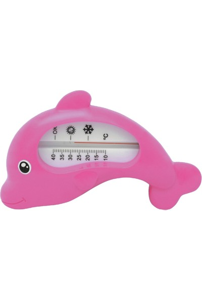 Weewell Banyo Termometresi Pembe