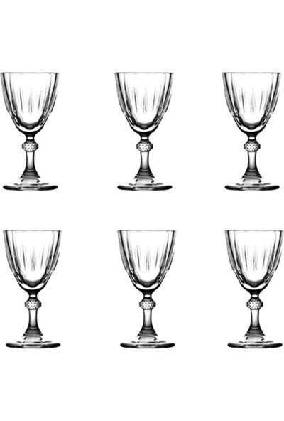 Paşabahçe 6'lı Diamond Kahve Yanı Su Bardağı