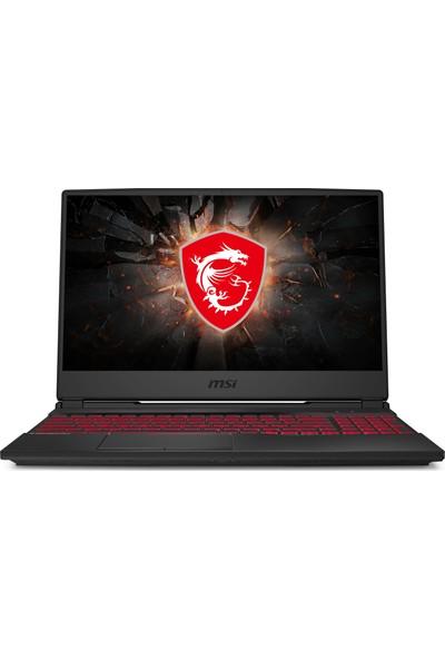 "MSI GL65 9SE-014XTR Intel Core i7 9750H 16GB 512GB SSD RTX2060 Freedos 15.6"" FHD Taşınabilir Bilgisayar"