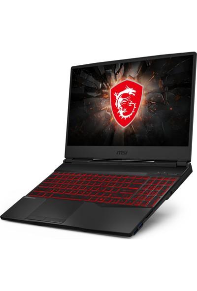 """MSI GL65 9SE-015TR Intel Core i7 9750H 16GB 512GB SSD RTX2060 Windows 10 Home15.6"""" FHD Taşınabilir Bilgisayar"""