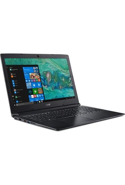 """Acer Aspire A315-53G Intel Core i3 7020U 4GB 1TB + 128GB SSD MX130 Linux 15.6"""" Taşınabilir Bilgisayar NX.H9JEY.006"""