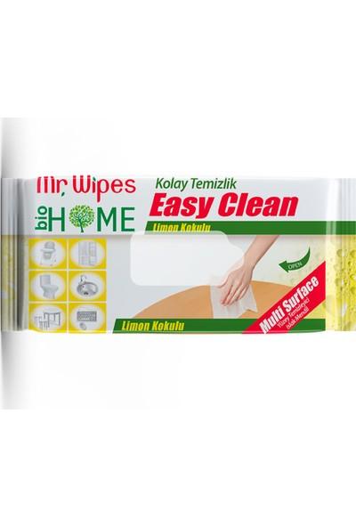 Farmasi Mr. Wipes Çok Amaçlı Yüzey Temizleme Mendili - Limon