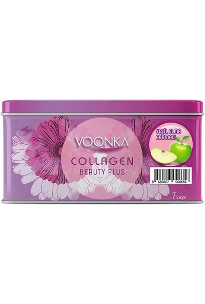 Voonka Collagen Beauty Plus Yeşil Elma Aromalı 7 Saşe