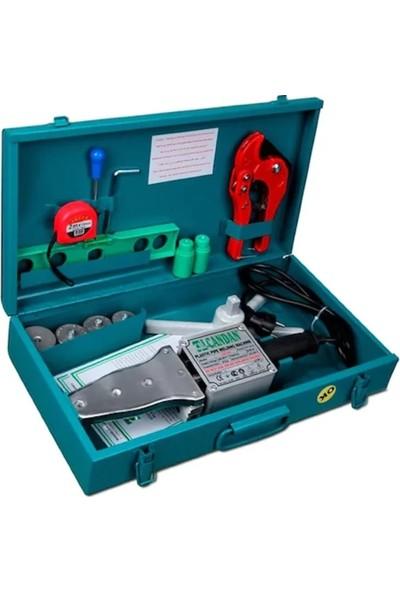 Candan Cm-06 Term Teknik Pvc Boru Kaynak Makinası (1 Adet)