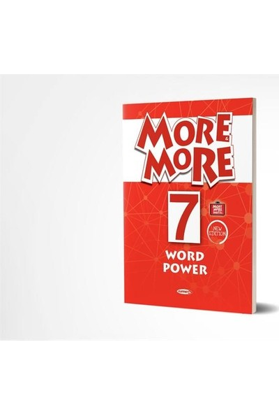 Kurmay More & More 7.Sınıf Word Power 2017