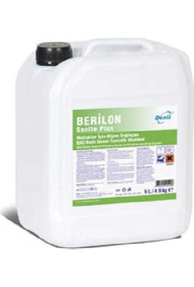 Berilon Steel Paslanmaz Çelik Yüzey Temizleme Ve Parlatma 5 lt