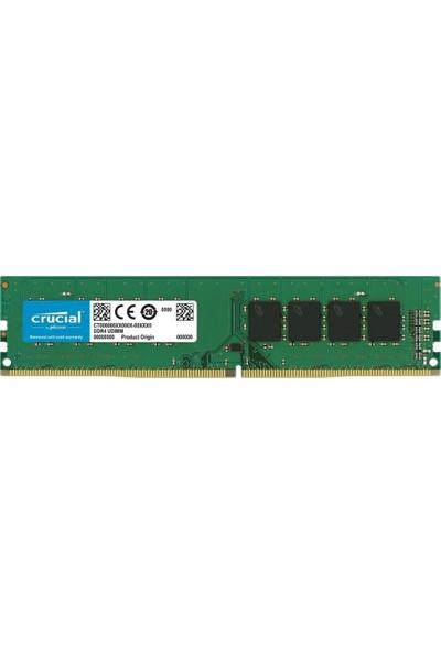 Crucial 4GB 2400Mhz DDR4 UDIMM Basics Series CB4GU2400