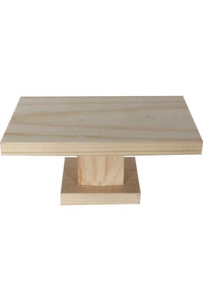 Ağaç Minyatür Masa - KOD:ÇG26