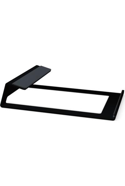 Apex Ergonomik Notebook Standı - Siyah
