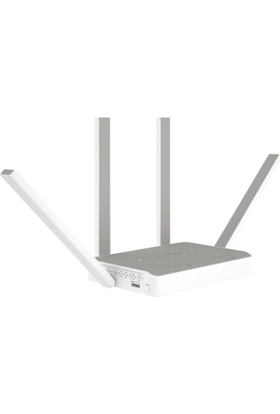 Keenetic Extra 1200 Mbps 4x5dBi Cloud VPN WPA3 Amplifier USB Menzil Genişletici Access Point Fiber WiFi Mesh Router