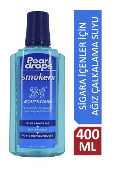Pearl Drops Smokers Ağız Bakım Suyu ve Diş Macunu
