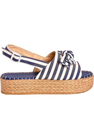 Keçeli T01 Sandalet 9Y