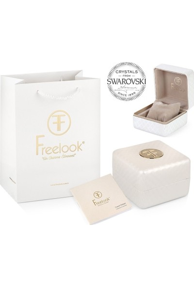 Freelook F8104505 Kadın Kol Saati