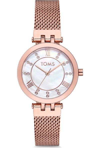 Toms T81873C-870-C Kadın Kol Saati