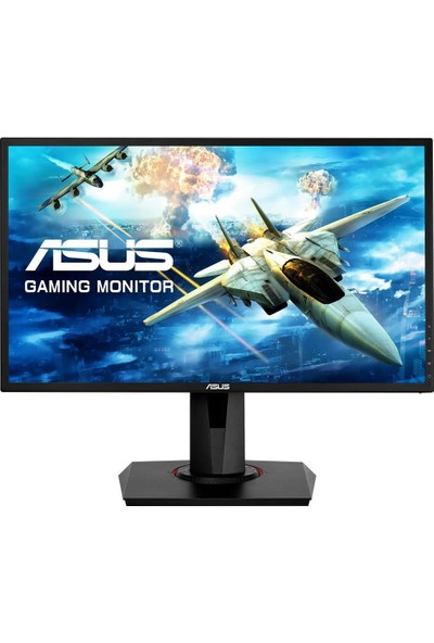 "Asus VG248QG 24"" 165 Hz 0.5ms (HDMI+Display) FreeSync Full HD TN Oyuncu Monitörü"