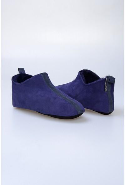 Pegia Kürk Kadın Ev Ayakkabısı 980536