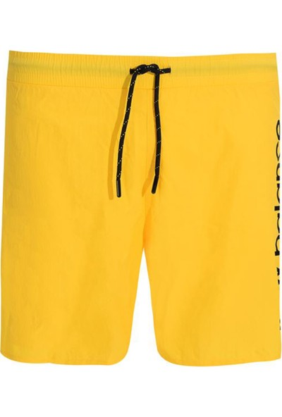 New Balance Erkek Yüzücü Şortu Sarı