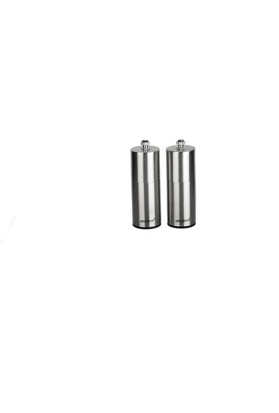 Ultraform Metal Karabiber Ve Tuz Değirmen Seti
