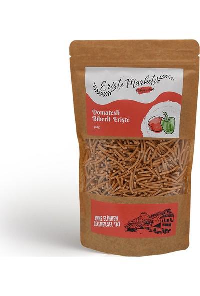 Erişte Market Domatesli Biberli Erişte 400 gr
