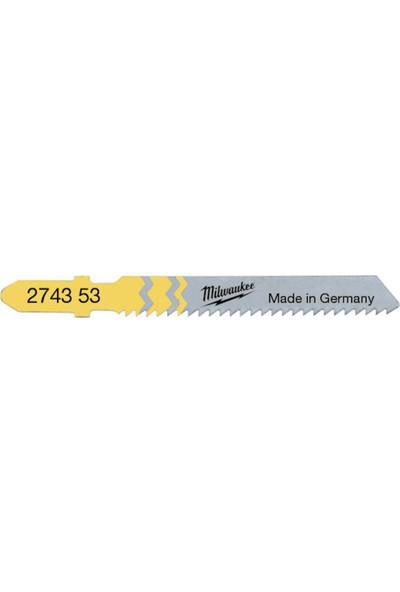 Milwaukee Dekupaj Bıçağı T119B 50 Mm