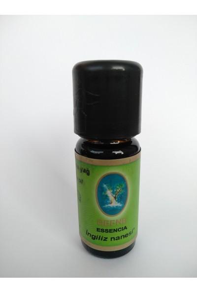 Nuka Ingiliz Nanesi* Organik Aromatik Cilt Bakım ve Masaj Yağı 10 ml