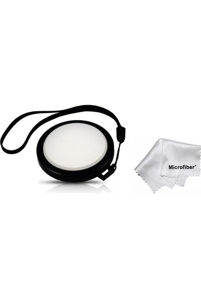 Tianya 49 mm Beyaz Ayar Kapağı White Balance Lens Kapağı