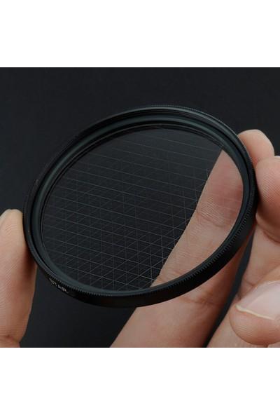 Dhd Canon 100D 200D 1000D 18-55 mm Lens İçin 58 mm Star Yıldız 8 Noktalı Efekt Filtre