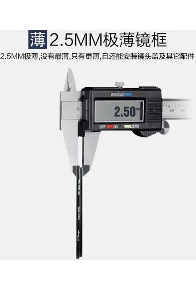 Tianya Canon 18-135 mm Lens İçin 67 mm Slim Koruyucu Uv Filtre + EW-73B Bayonet Parasoley