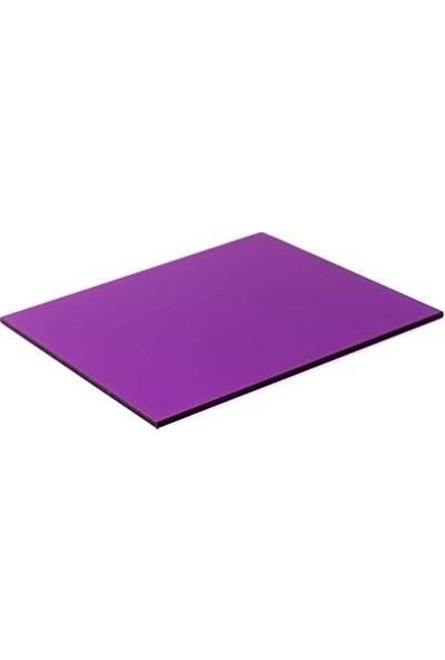Azt Cokin P Tipi Full Color Düz Purple Mor Efekt Filtre